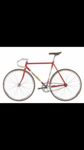 2017 speciale sprint steel track bike 53cm