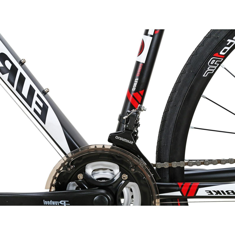 Road Speed Bicycle 700C Mens Bikes Brakes