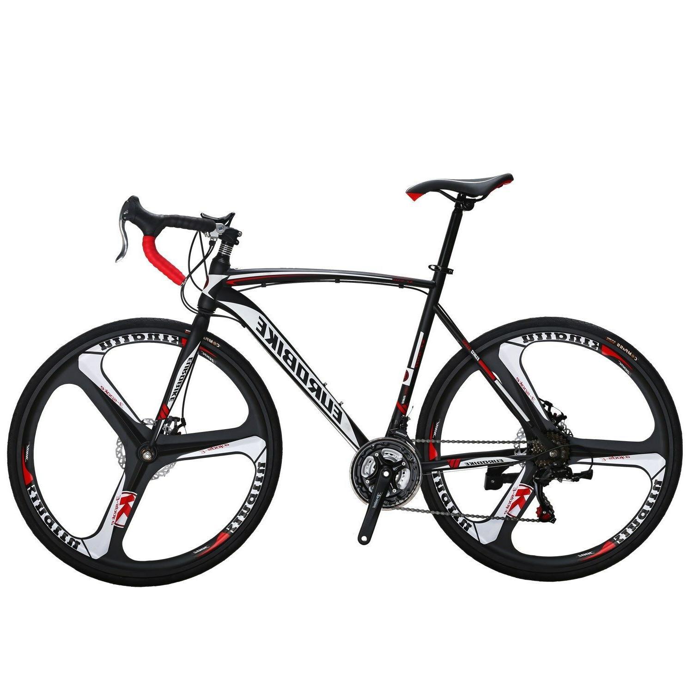 Road 21 Speed Bicycle 700C Mens Bikes Daul
