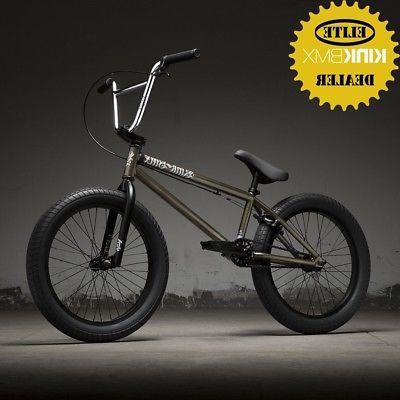 "2019 Kink Curb 20"" BMX Bike  Complete BMX Bike"