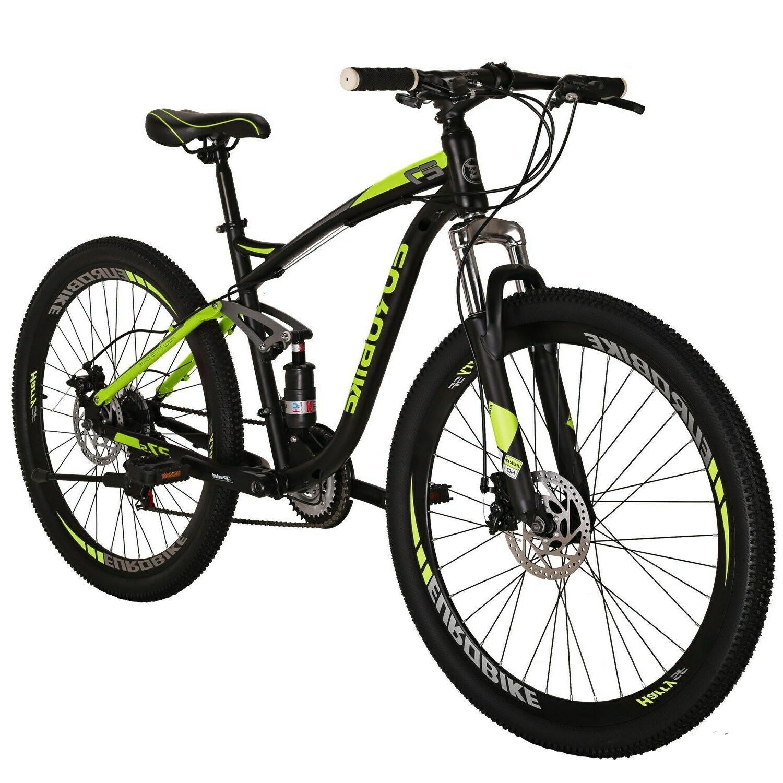 """27.5"""" Full Bikes 21 Speed Mens"""