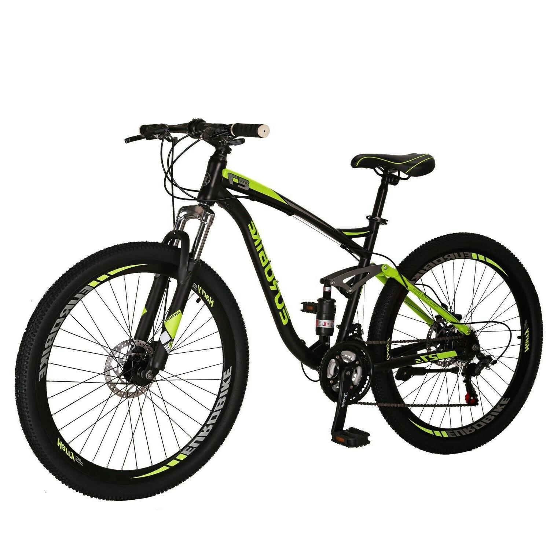 2019 full suspension mountain bikes shimano 21