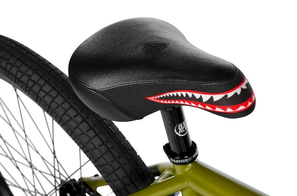 "2019 SUBROSA SALVADOR 26/"" BMX CRUISER BICYCLE BIKE SHADOW SE ARMY GREEN NEW"