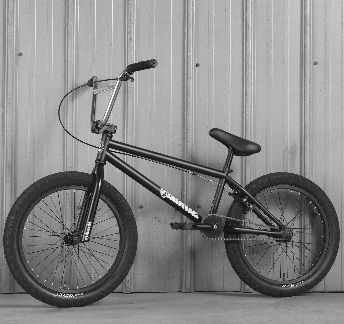 2020 bike bmx blueprint 20 black bicycle
