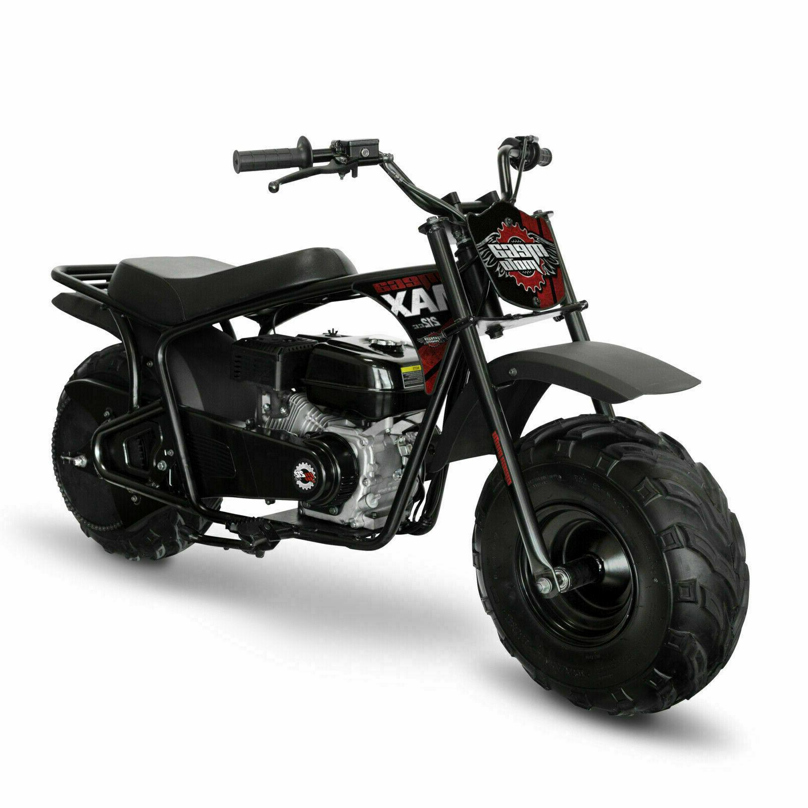212cc mega max mini bike