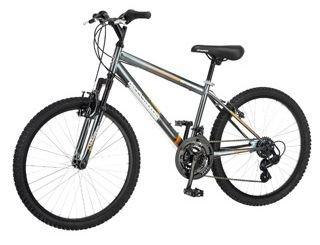 "24"" Roadmaster Boys Mountain Bike Black)"