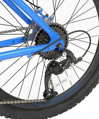"24"" Mountain Boys Bicycle 24 Inch MTB Cycling 4'6""-5'8"""