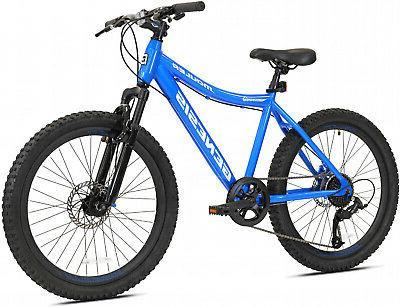24 mountain bike kids boys adults bicycle