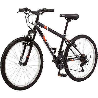 "24"" Boys Mountain Bike 24 Inches Wheel"