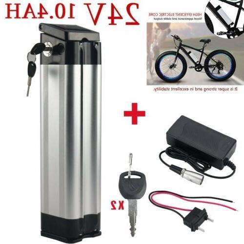 24V 10.4AH E-bike Li-ion Battery Electronic Bike Lithium Bat