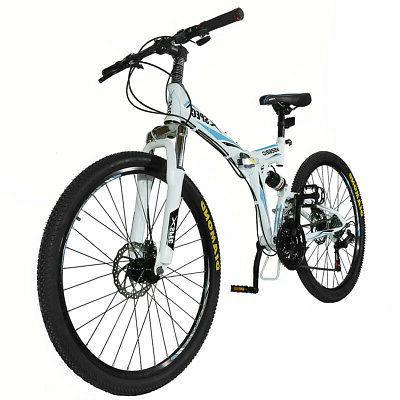 Xspec 26 21 Folding Bike Trail
