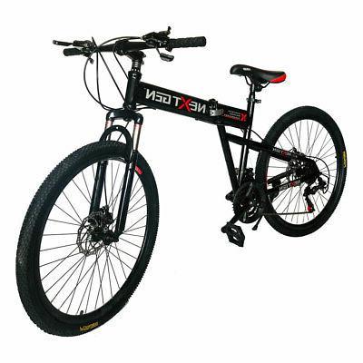 NextGen 21 Shimano Hardtail Mountain Bike,