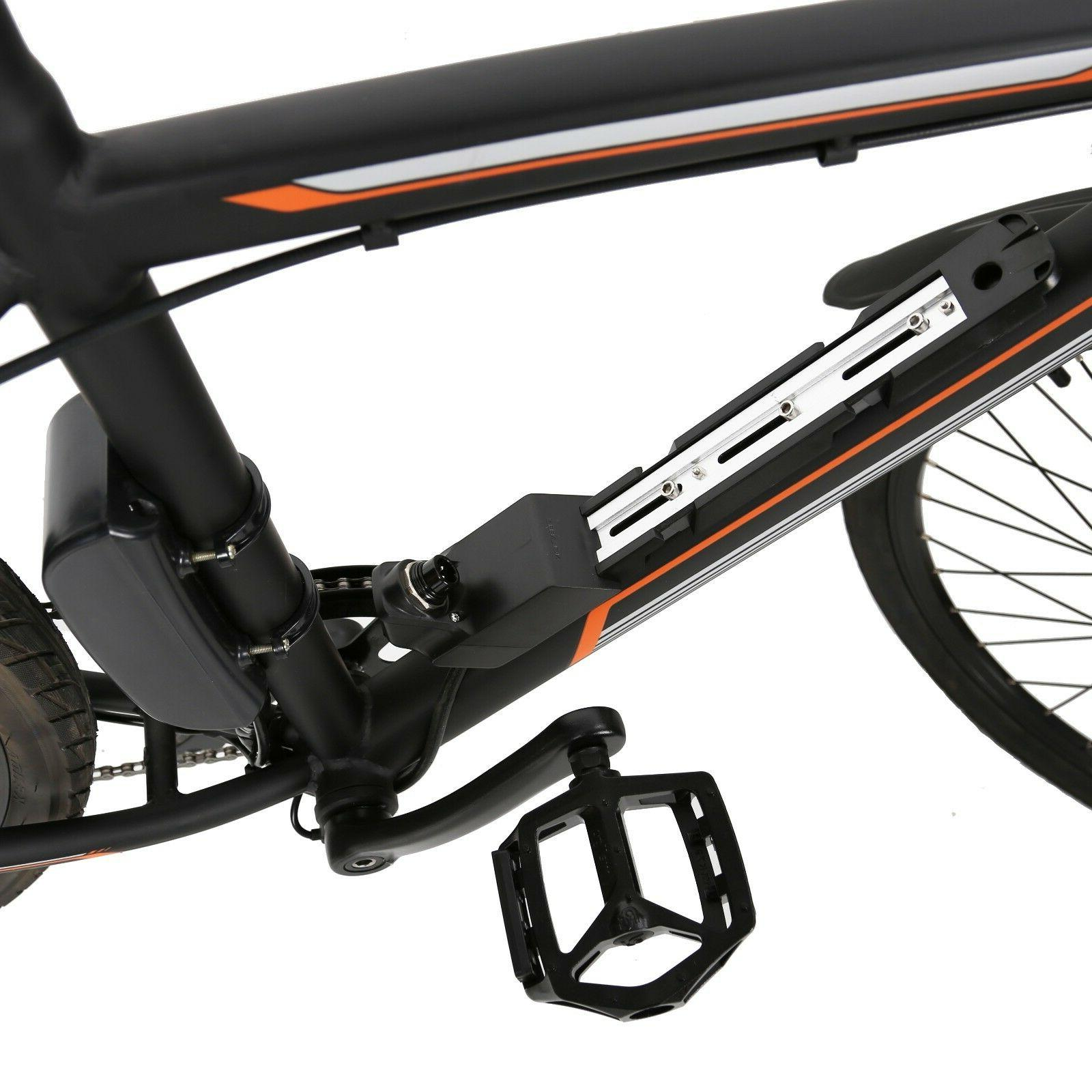 """26"""" 350W Electric Bicycle Shimano speed Assist"""