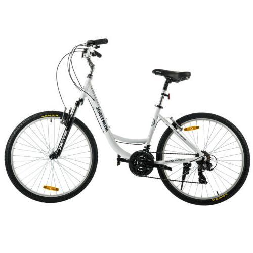 "26"" City Road Bike 21 Front"