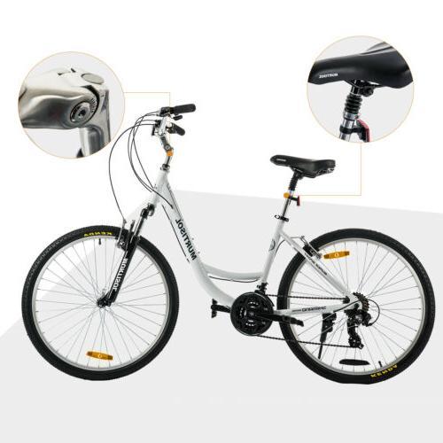 """26"""" Aluminum Women Road Bike Speeds"""
