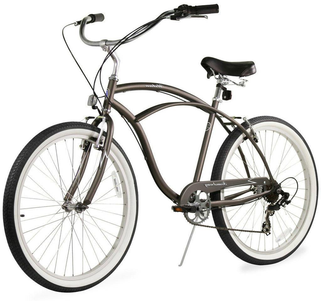 """26"""" Beach Bike Bicycle Urban 7"""