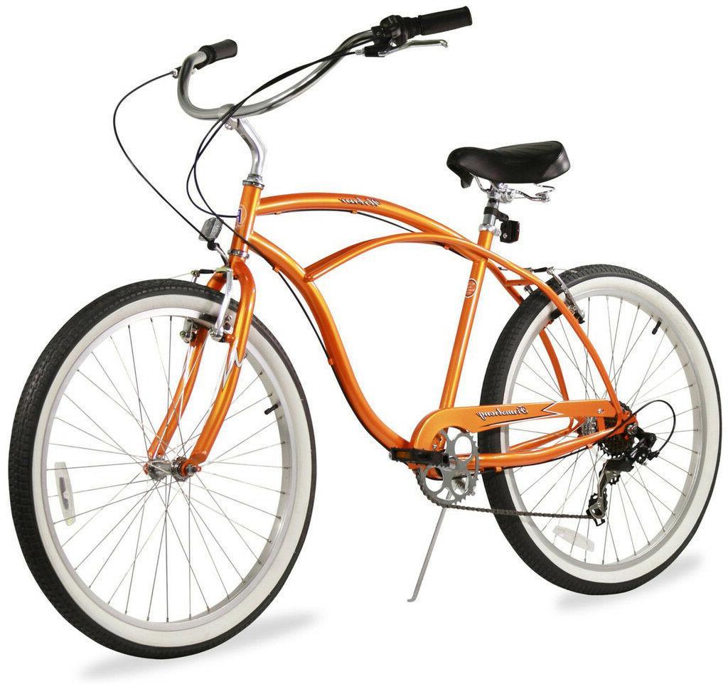 "26"" Beach Bike Bicycle Firmstrong 7"