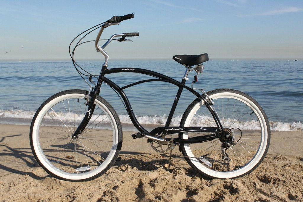 26 beach cruiser bike bicycle urban men