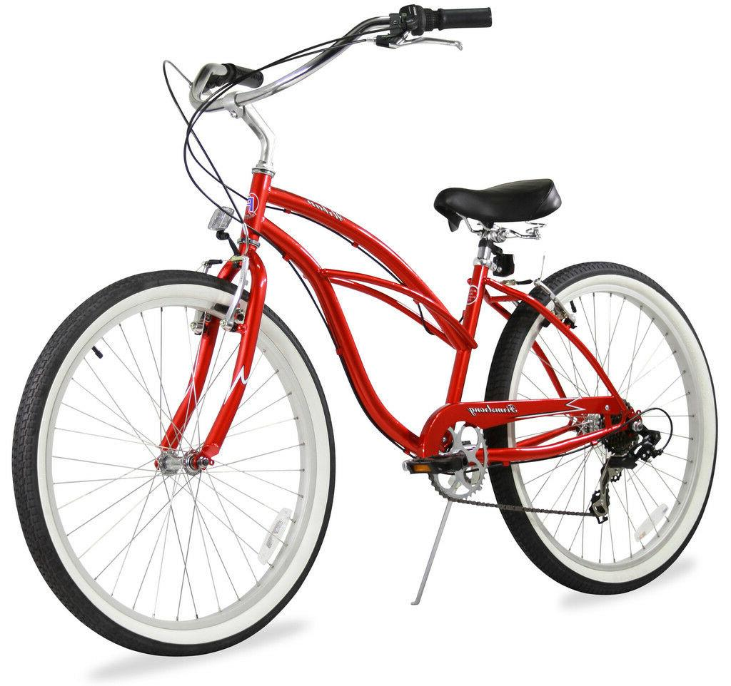 """24"""" Bicycle Firmstrong Urban 7 Mint Green"""