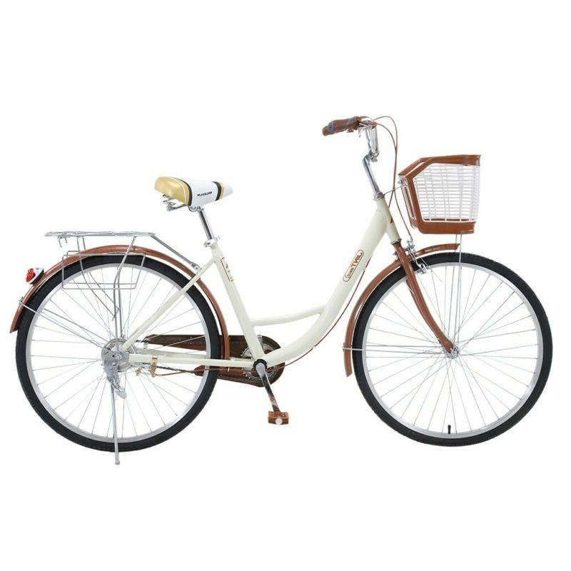 "🔥 JINT 26"" Bicycle Women's Beige NEW"