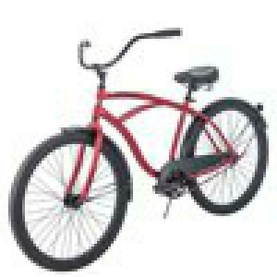 "26"" Cranbrook Bike Bicycle Seat"