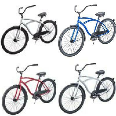 26 cranbrook mens cruiser bike vintage bicycle