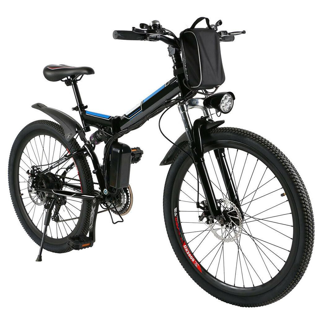 26'' Electric Mountain Bicycle Cycling 250W