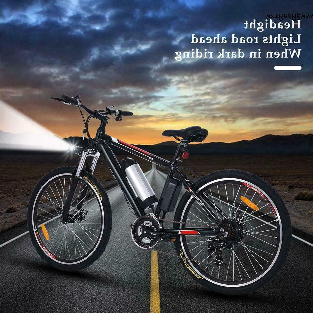 26 electric bike ebike mountain bicycle city