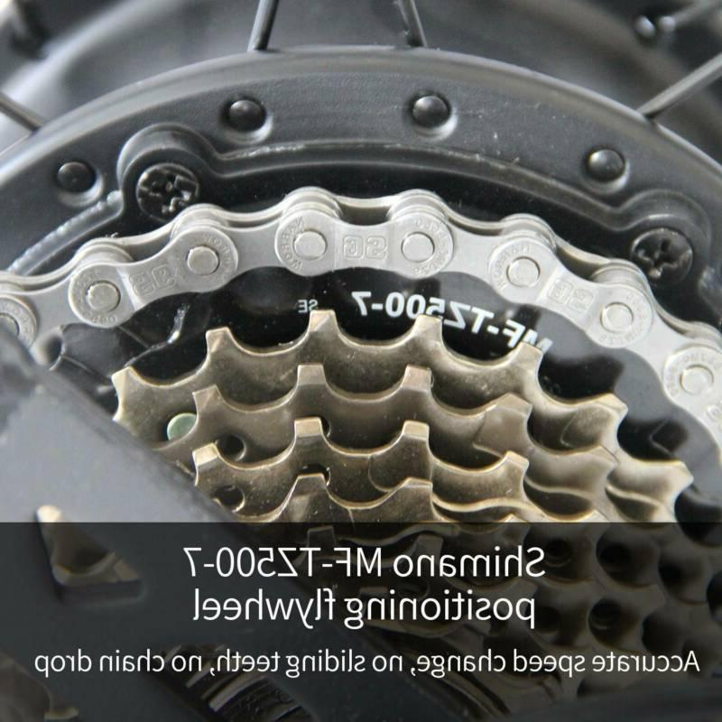 """26"""" Mountain Bicycle 21Speed With 36V Li-Battery"""