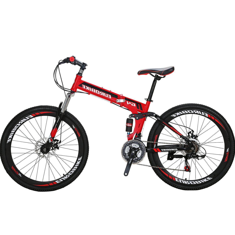 "26"" Mountain Bike 21 Speed Bicycle MTB"