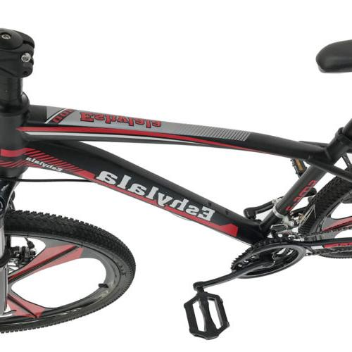"""26""""Full Bicycle Shimano Front Suspension Disc"""