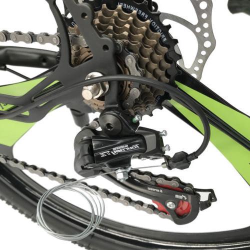 """26""""Full Wheel Mountain Bike Bicycle Suspension Brake"""