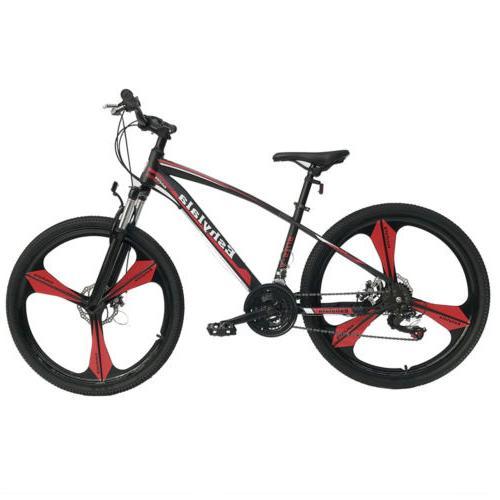 "26""Full Wheel Bicycle Shimano Suspension Disc"