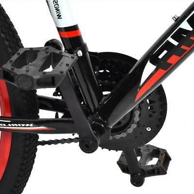"26"" Disc Brake Damping 21 Speed Bikes Bicycle"
