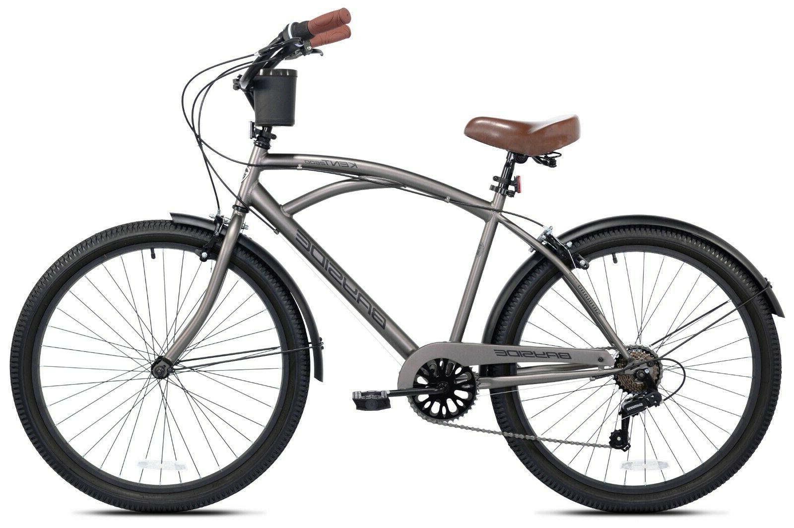 "Kent Bike 26"" Beach City Shimano New!"