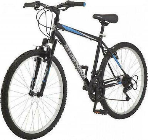 26 mens mountain bike 18 speed bicycle