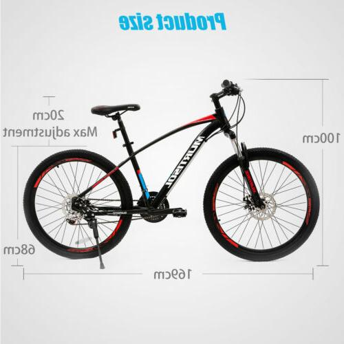 """26"""" Mountain Bicycle with Speed Brakes Suspension"""