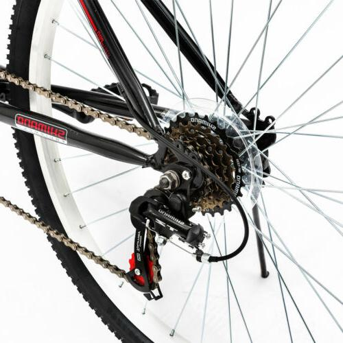 26'' 18 Speeds Front tail Bicycles