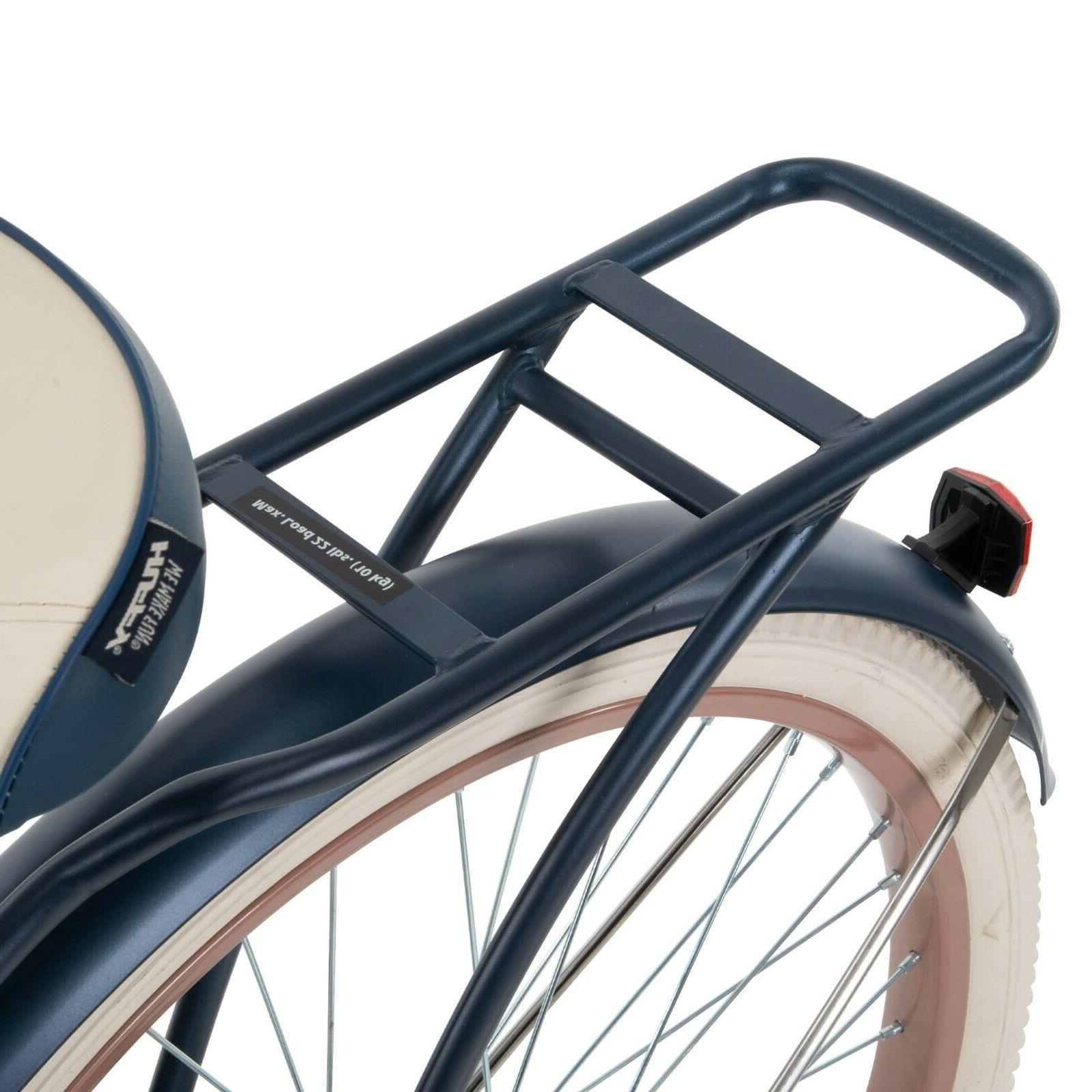 "Huffy 26"" Nel Women's Cruiser Bike, Blue &"