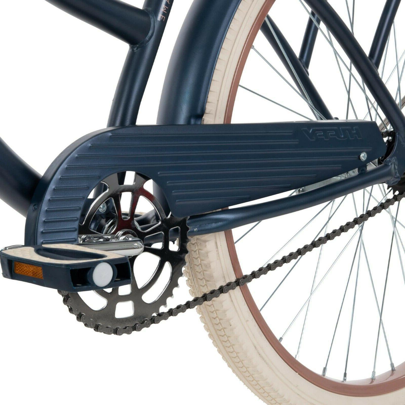 Huffy Women's Beach Cruiser Bike, Blue - Brand & Free