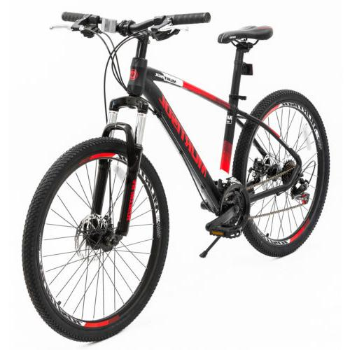 "26"" Bike 21 Speeds Disc Brakes"