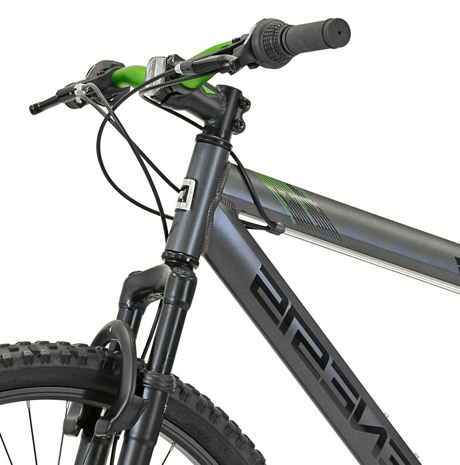 Genesis Men's Dual Suspension Bike Slate