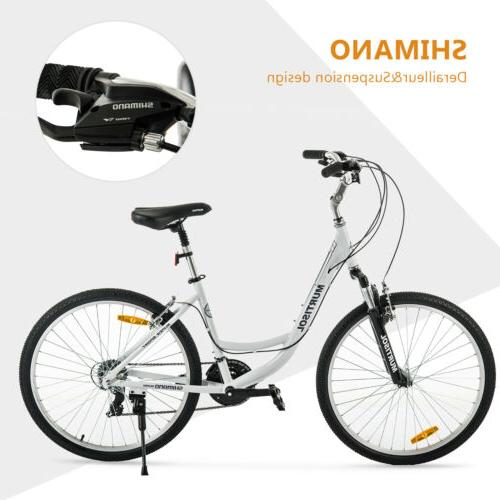 "26"" Women Bike Front Bicycle"