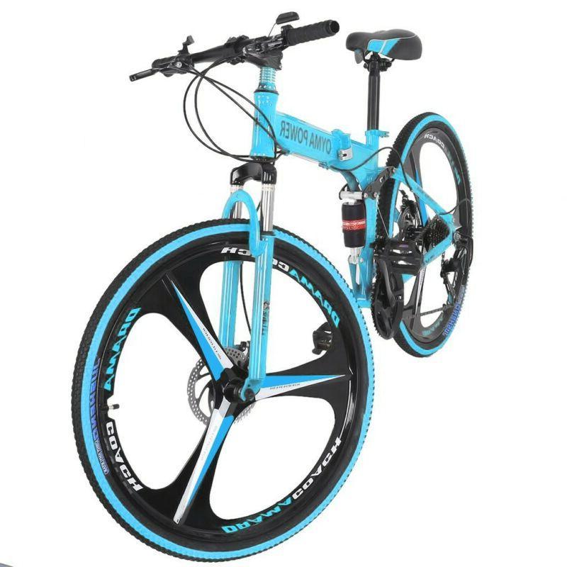26in 21-Speed Mountain Bike MTB