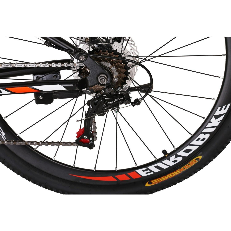 "27.5"" Suspension Bike Shimano Men's Bicycle MTB"