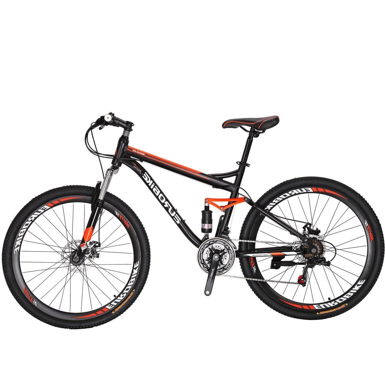 "27.5"" Full Bike Shimano Speed Men's Bikes"