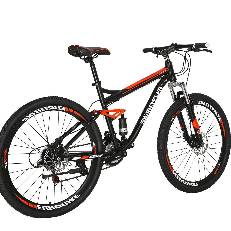 """27.5"""" Suspension Bike Speed Mens Bikes Update"""