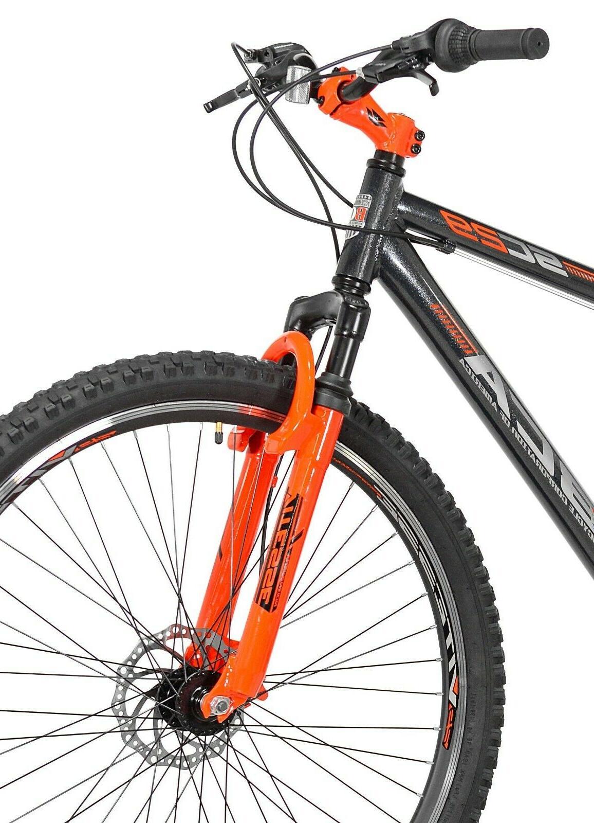 29-Inch Wheel 21-Speed Mountain Bike Bicycle