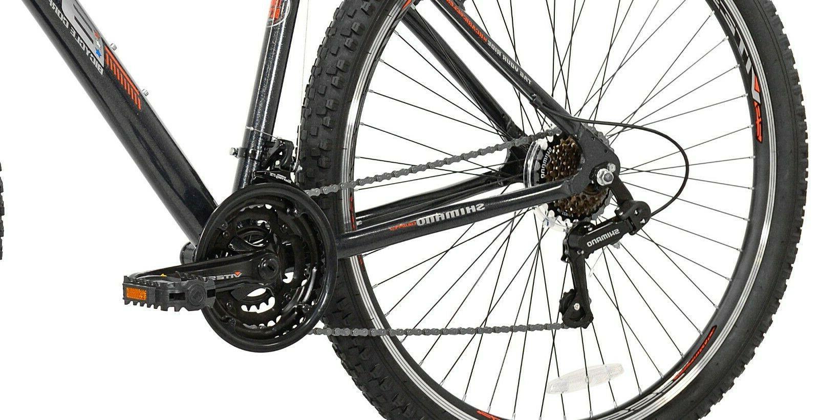 29-Inch Wheel Mountain Bike Aluminum Bicycle Sports