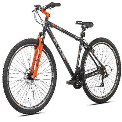 29-Inch Wheel Men's 21-Speed Mountain Bike Aluminum Frame Bi